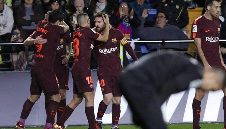 Барселона надви Виляреал с 2:0