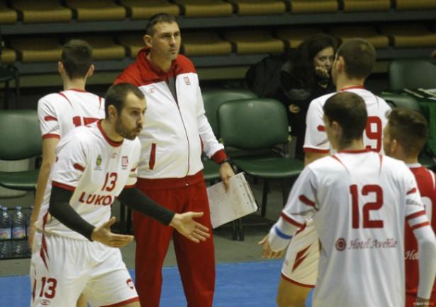 Станаха ясни финалистите за Купата на България по волейбол