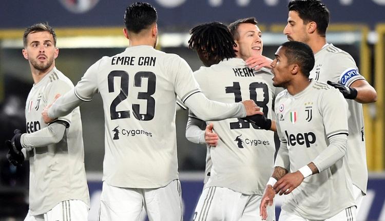 Ювентус победи Болоня с 2:0