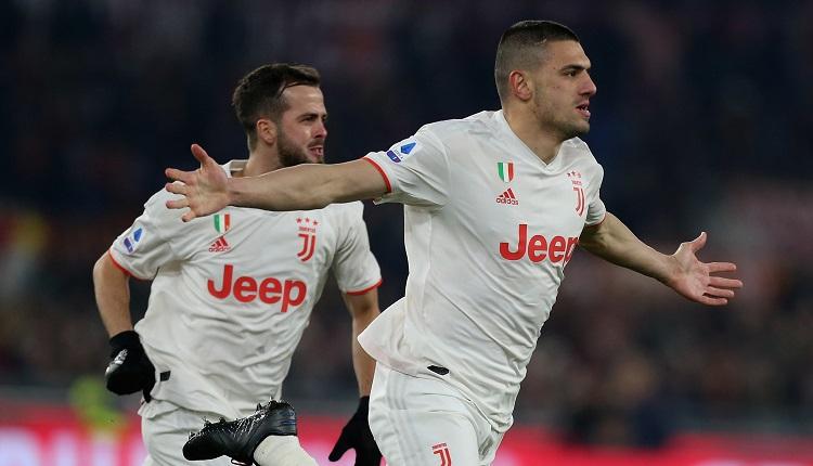Ювентус победи  Рома с 2:1