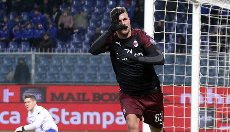 Милан надви Сампдория с 2:0