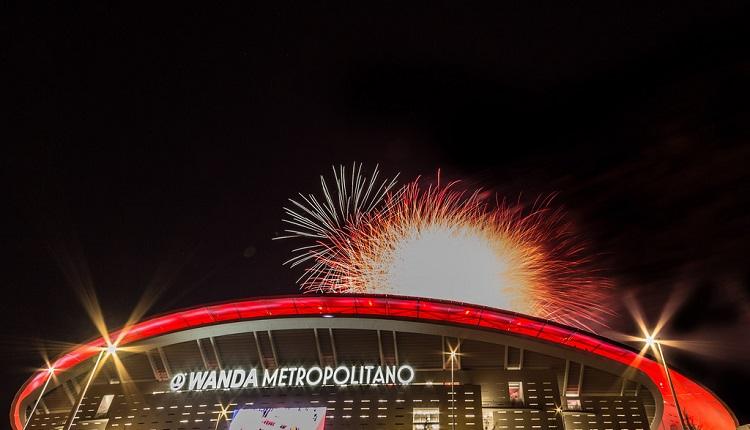 Стадионът на Атлетико ще е домакин на финала за Купата на Испания
