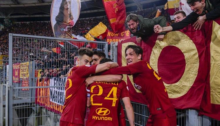 Рома победи Ювентус с 2:0