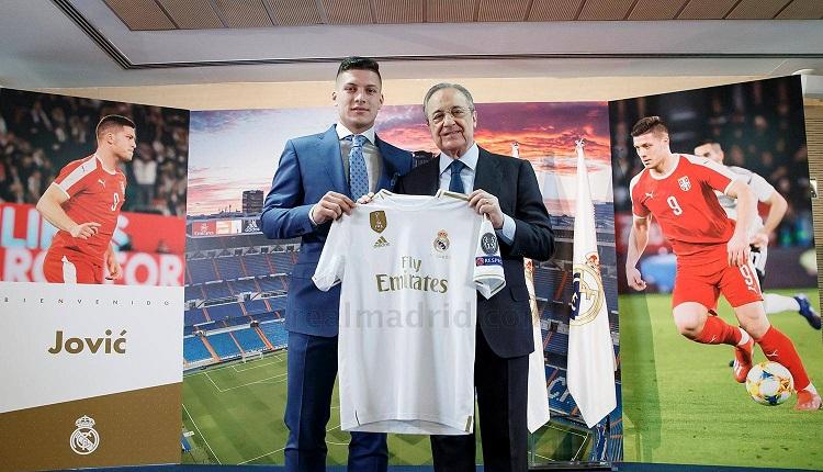 Шефът на Реал към Йович: Феновете вече знаят какво можеш и ще искат много повече