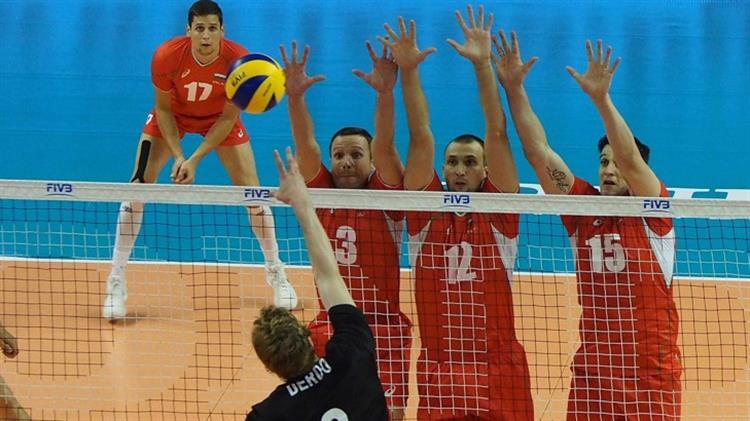 България триумфира над Белгия по волейбол във Варна