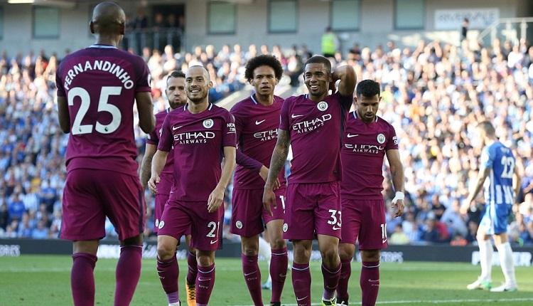 Манчестър Сити надви Брайтън с 2:0