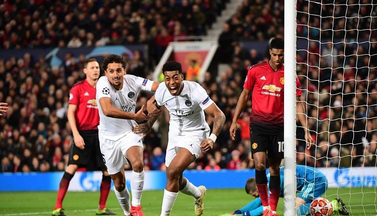 ПСЖ надви Манчестър Юнайтед с 2:0