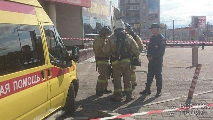 хабаровск эвакуация 2017