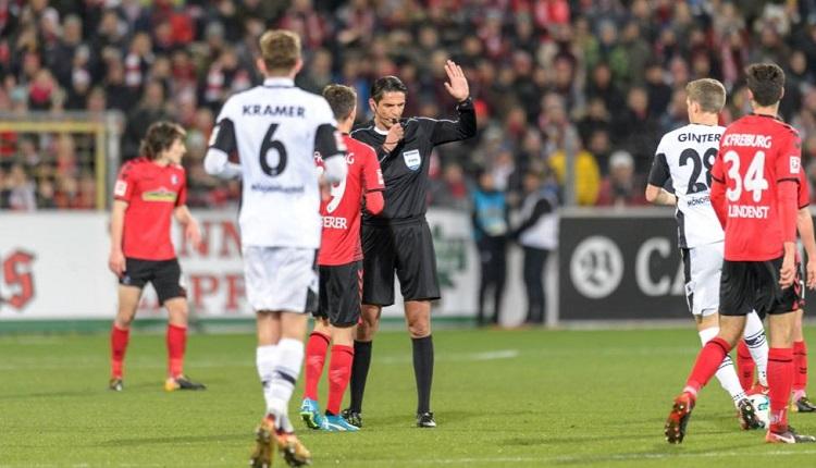 Фрайбург надви Борусия (М) с  1:0