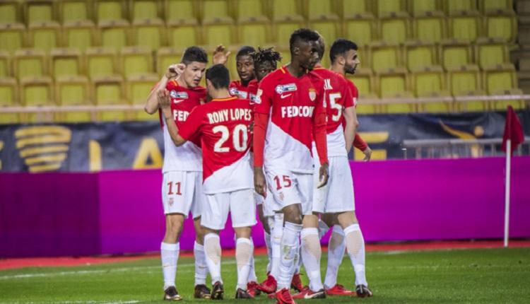 Монако надви Каен с 2:0