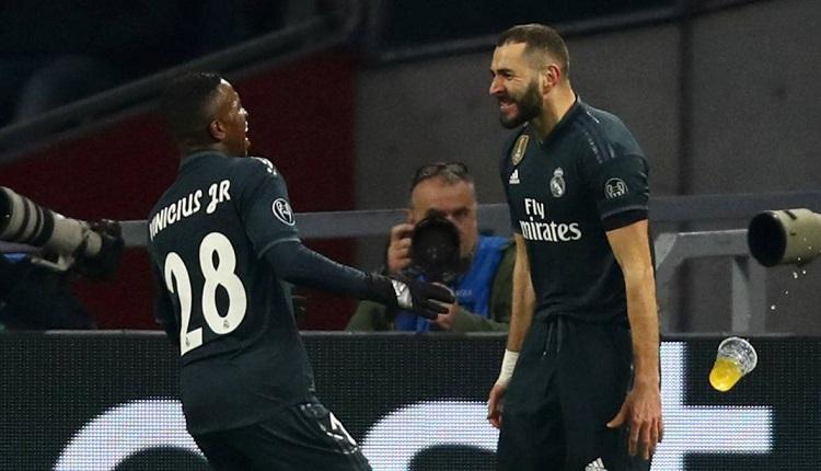 Реал (Мадрид)надви Аякс с 2:1