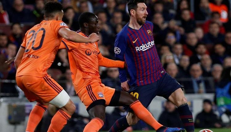 Барселона разби Лион с 5:1