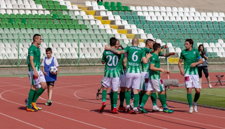 Берое победи Ботев (Пловдив) с 3:2