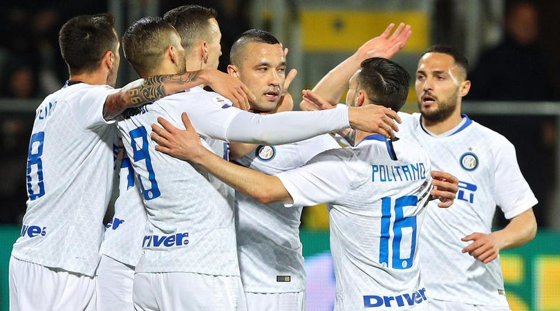 Интер победи Фрозиноне с 3:1