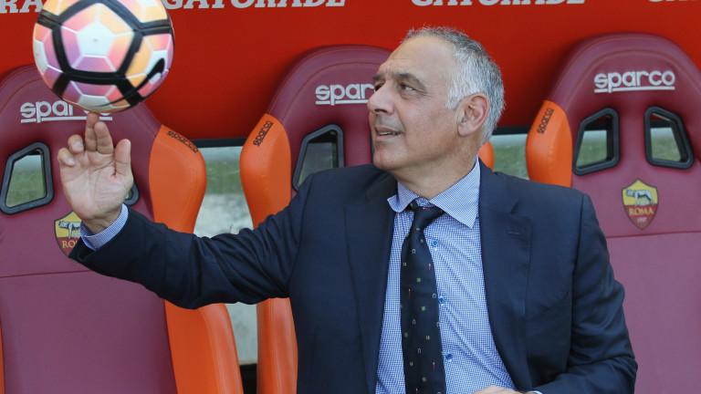 Президентът на Рома разкри къде ще играят Наинголан и Алисон