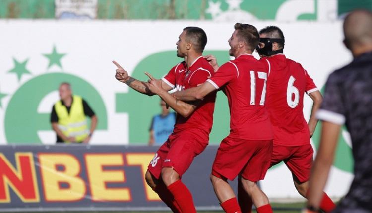 Божинов се завърна с гол в Първа лига! Витоша и Ботев (Враца) с хикс
