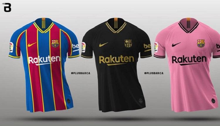 Новите екипи на Барселона