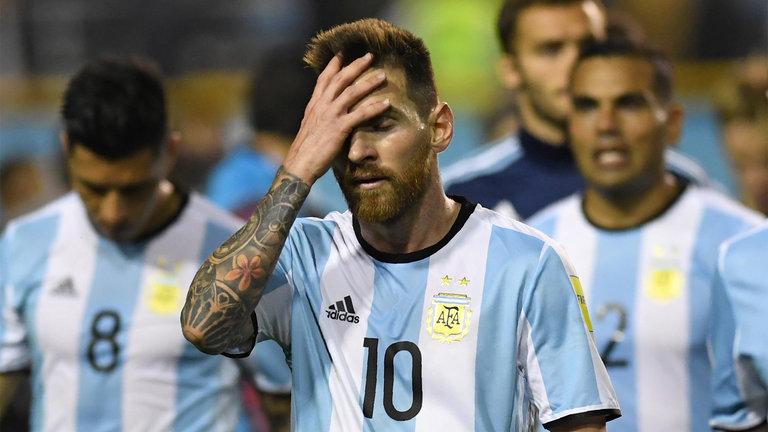 Нигерия разби Аржентина