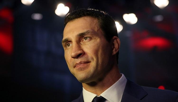 Владимир Кличко пред завръщане на ринга
