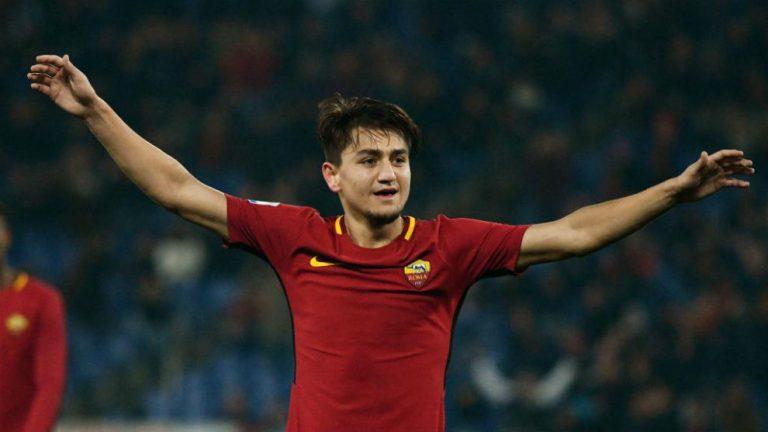 Рома отказа оферта на Арсенал за Юндер
