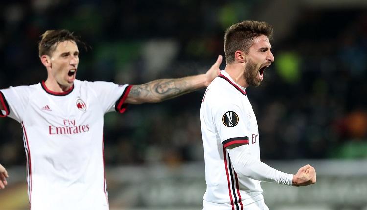 Милан приключи Лудогорец с класа и късмет, Моци с голяма глупост
