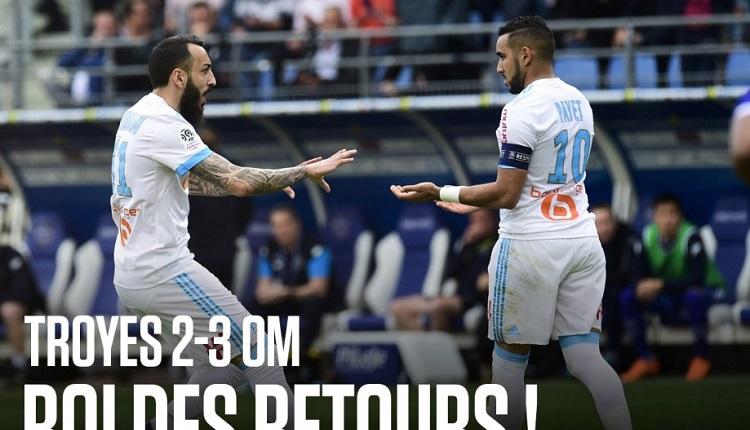 Марсилия победи Троа с 3:2