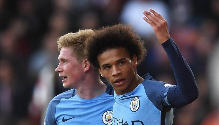 Манчестър Сити победи Саутхямптън с 3:0