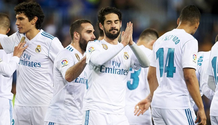 Реал (Мадрид) победи Малага с 2:0