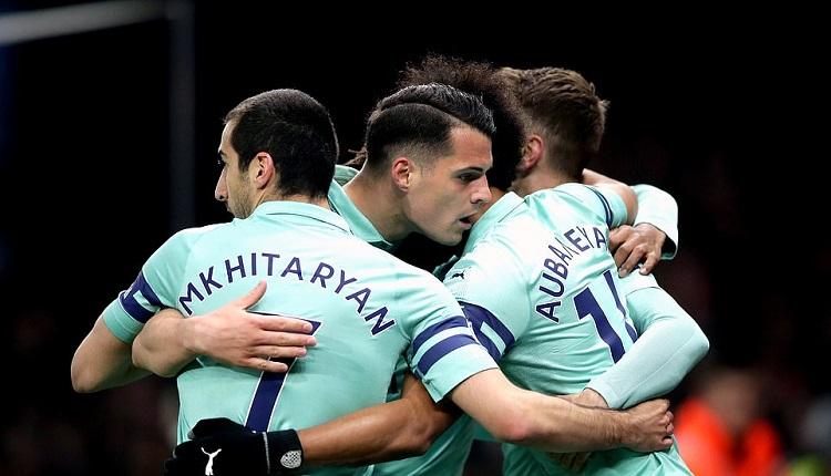 Арсенал победи Уотфорд с 1:0
