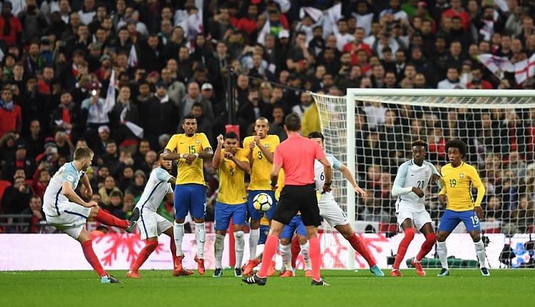 Англия и Бразилия не си вкараха