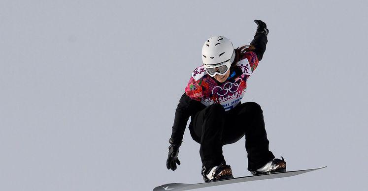 александра жекова сноуборд