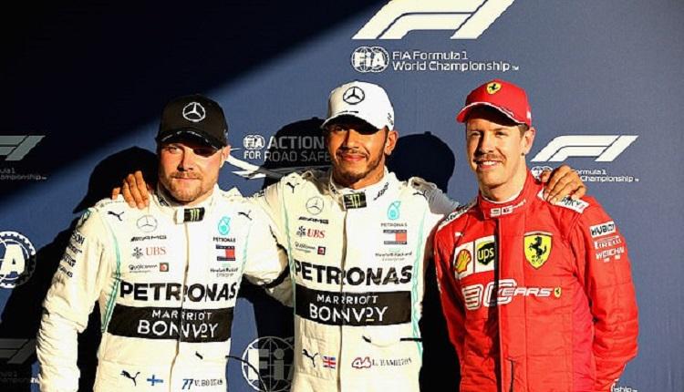 Хамилтън отново с полпозишън в Гран При на Австралия