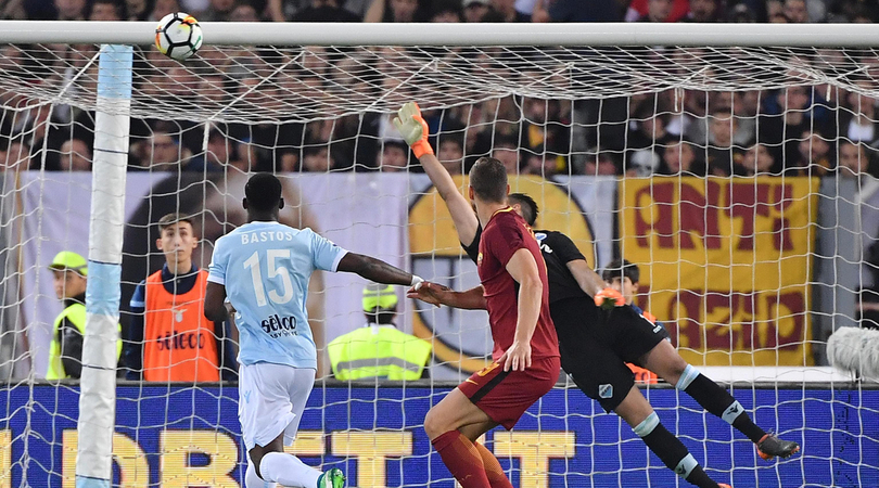 Лацио и Рома не си вкараха голове в нервното римско дерби