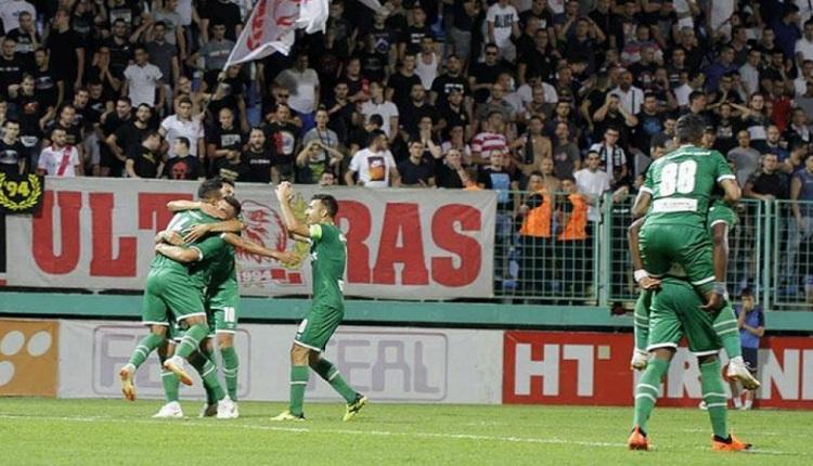 Лудогорец крачи напред в Лига Европа