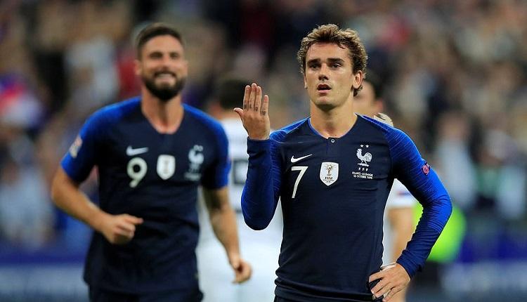 Франция победи Германия с 2:1