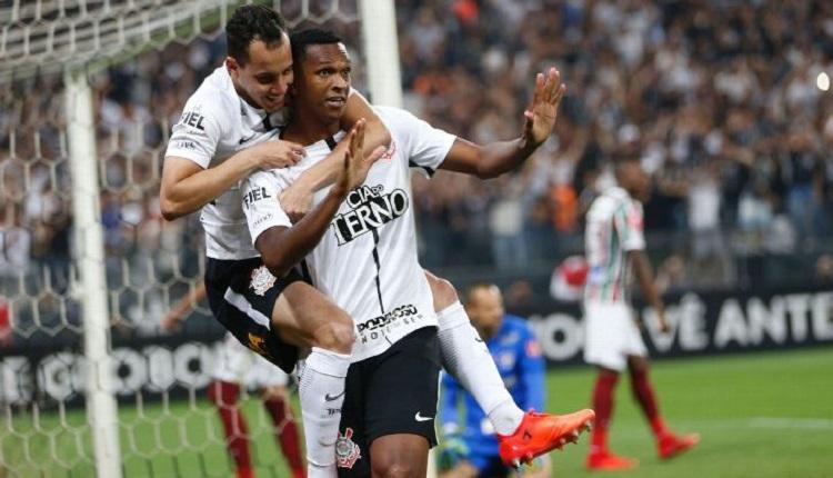 Коринтианс е новият шампион на Бразилия
