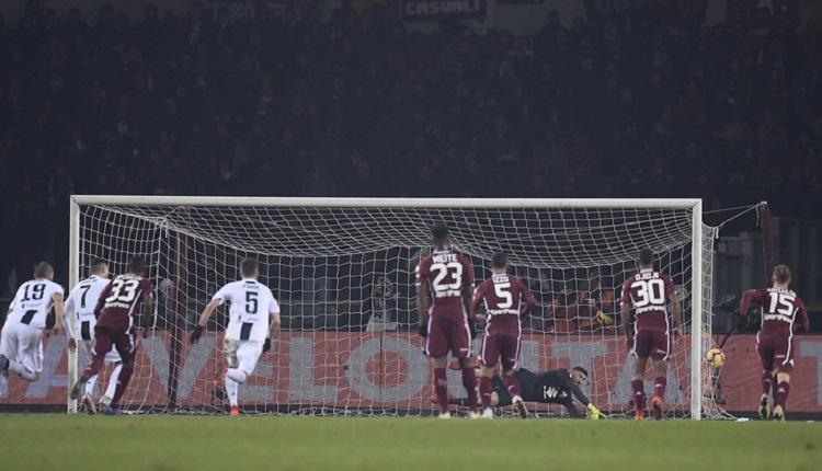 Ювентус победи Торино с  1:0