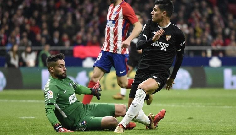 Севиля надви Атлетико (Мадрид) с 2:1
