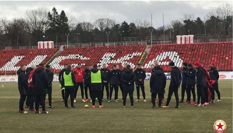 Селекцията в ЦСКА-София продължава