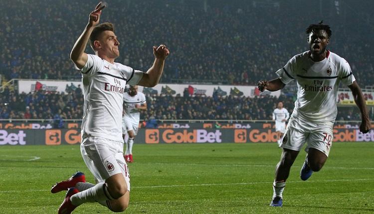 Милан победи Аталанта с 3:1