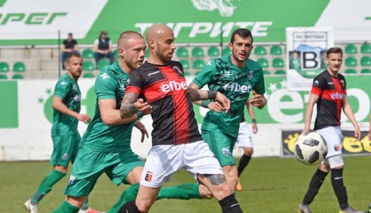 Локомотив (Пловдив) победи Витоша (Бистрица) с 3:0
