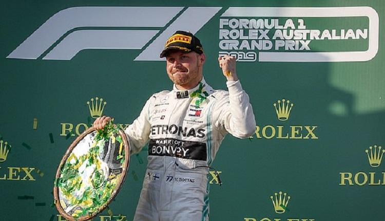 Валтери Ботас спечели Гран При на Австралия