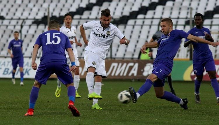 Етър победи Славия с 1:0