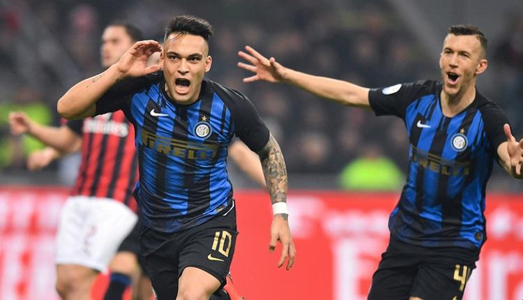 Интер победи Милан с 3:2