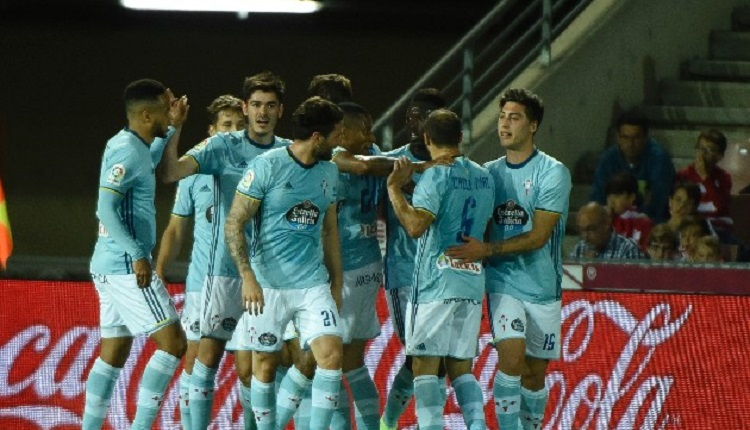 Селта победи Гранада с 3:0