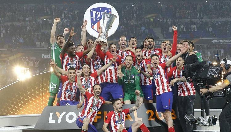 Атлетико отново господства в Лига Европа