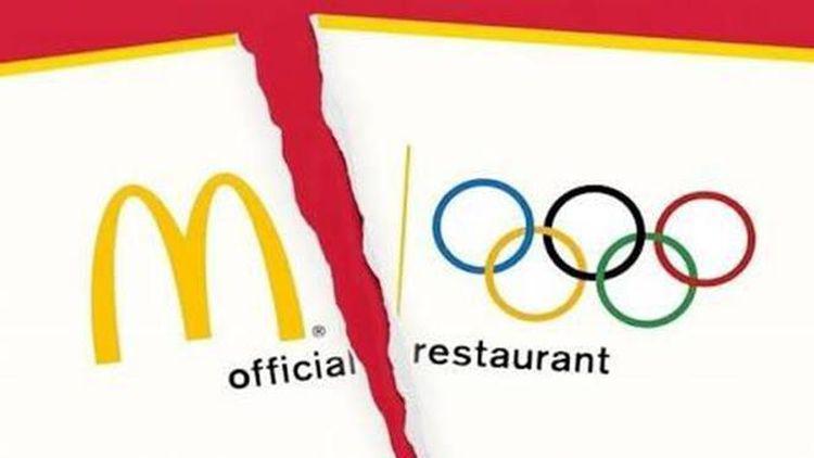 mcdonalds sponsor olympics