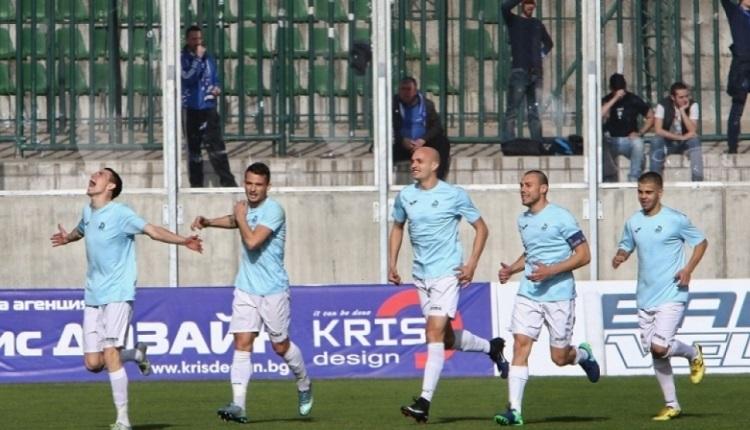 Дунав (Русе) победи Септември (Сф)с 2:0