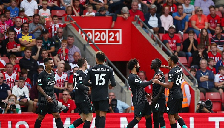 Ливърпул победи Саутхямптънс 2:1