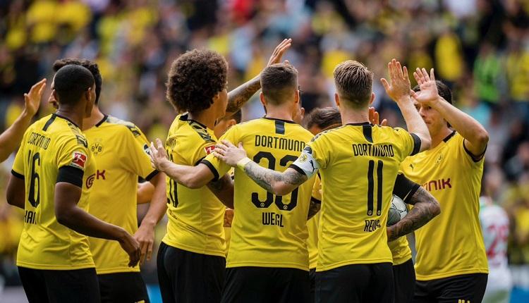 Борусия Дортмунд разби Аугсбург с 5:1